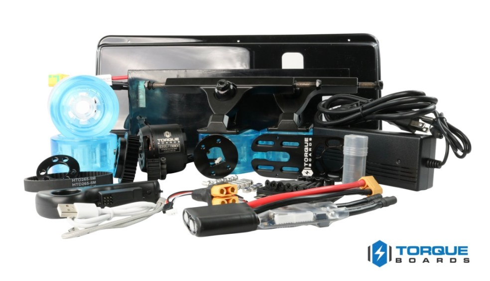 DIYElectricSkateboard.com Pro1 Kit