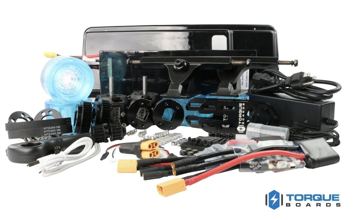DIYElectricSkateboard Pro2 Kit