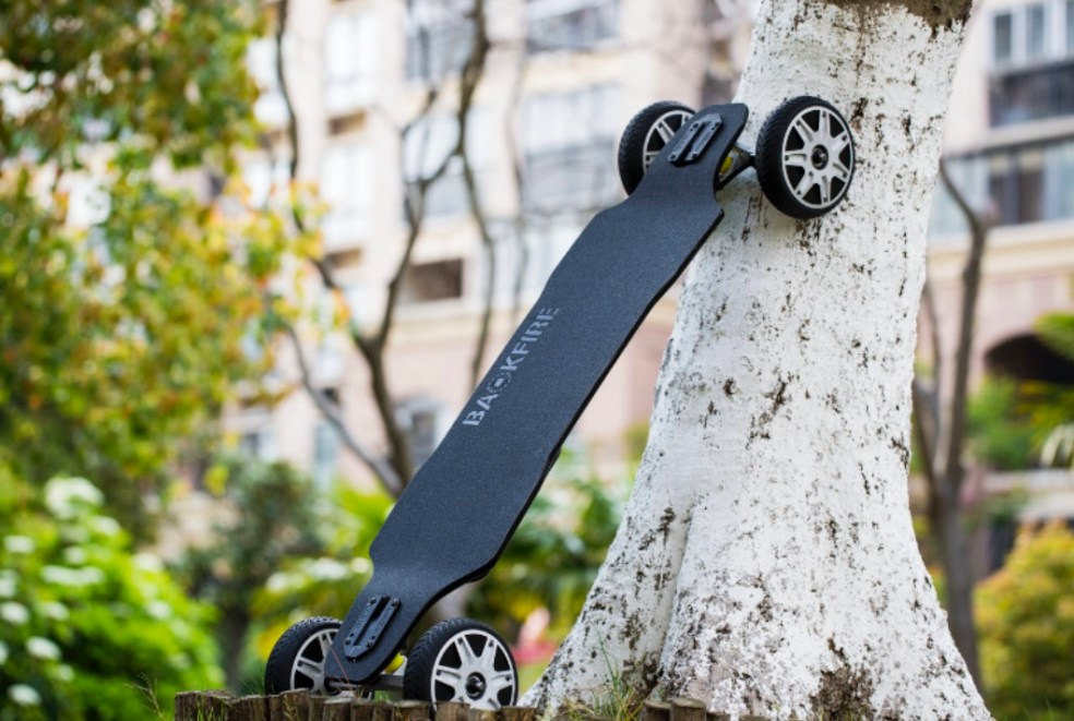 Backfire Ranger X1 Electric Skateboard Review