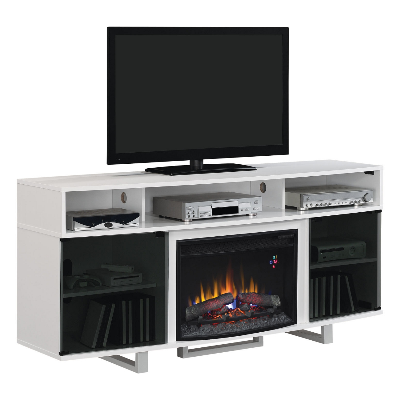 Classic Flame Enterprise Lite 26mm9665 Nw145 Electric Fireplace