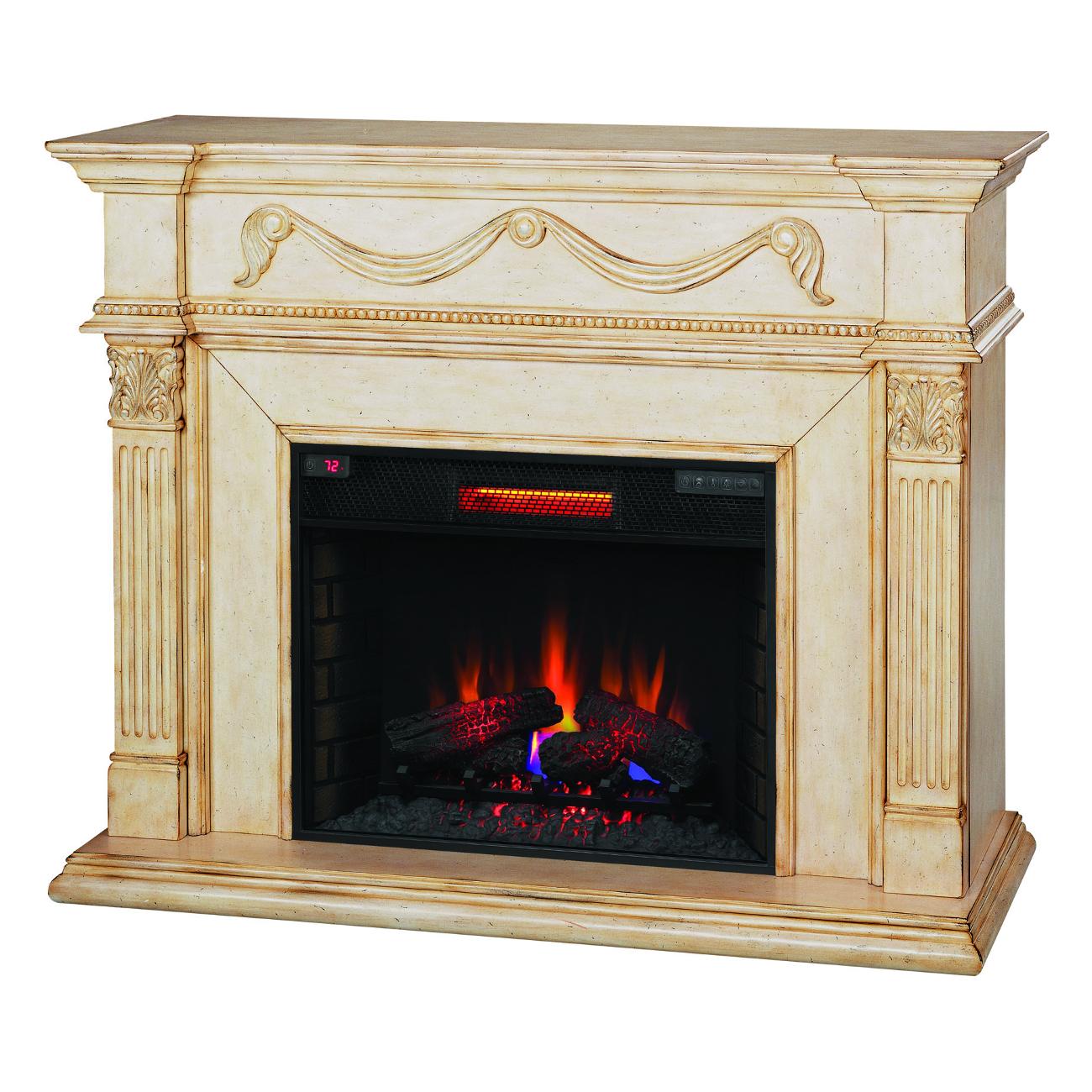 Classic Flame Gossamer 28wm184 T408 Electric Fireplace