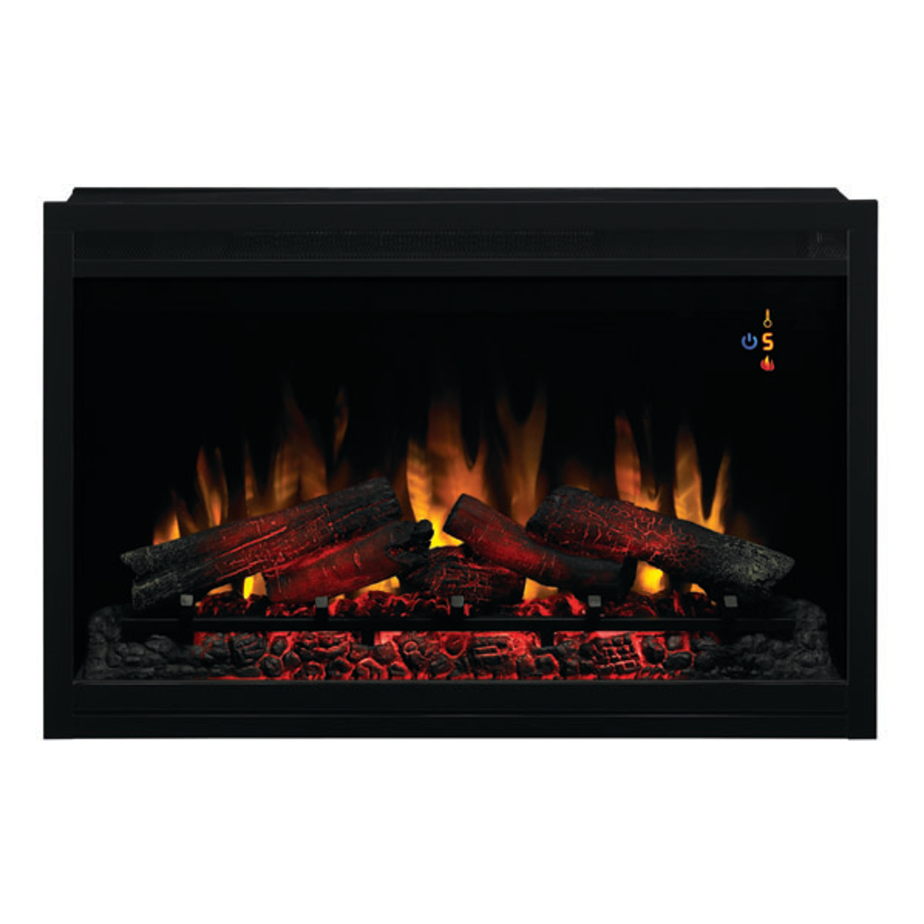 classic-flame-36-inch-36EB110-GRT-120V-traditional-builders-box-electric-fireplace