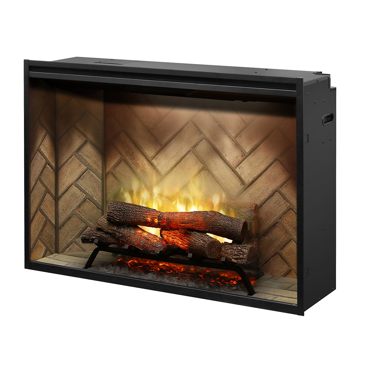 "RBF42 Dimplex Revillusion® 42"" Built-in Electric Firebox"