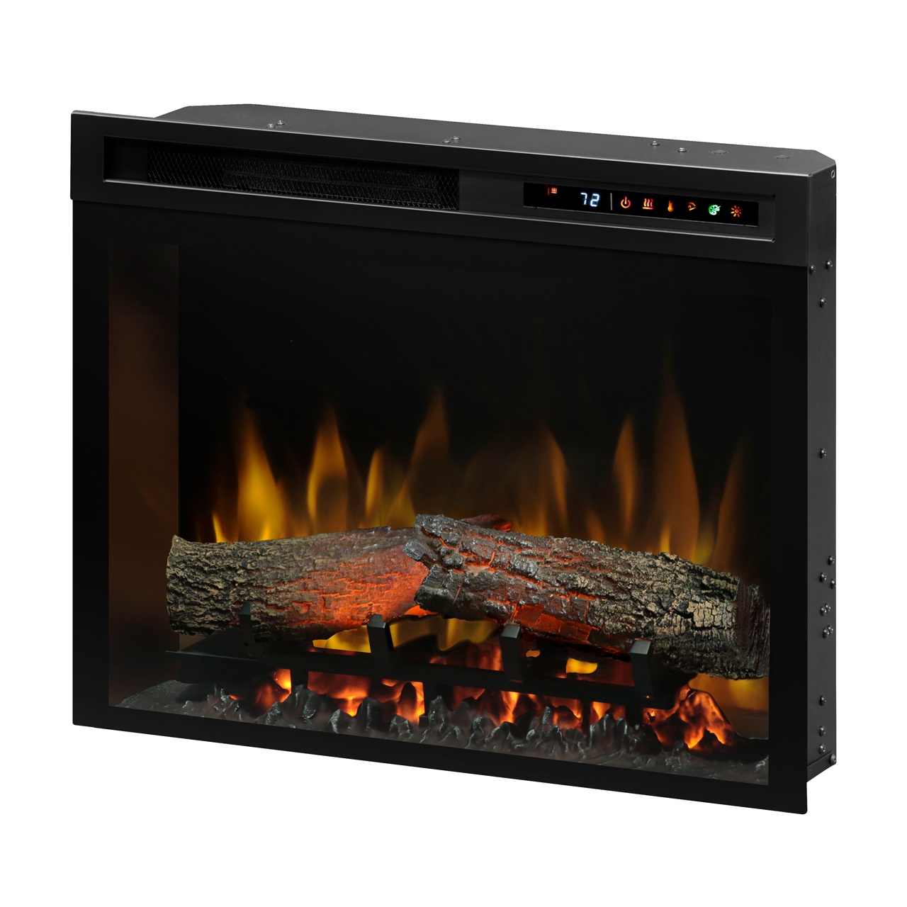 Dimplex 23 Quot Multi Fire Xhd23l Plug In Electric Fireplace