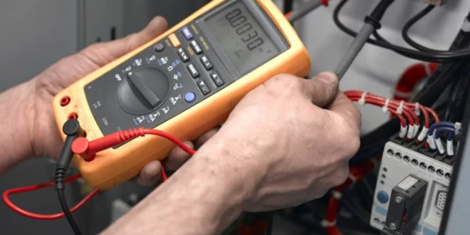 electrical apprenticeship testing equipment