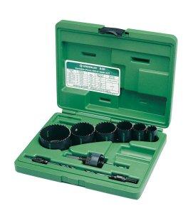 Greenlee Hole Saw Kit