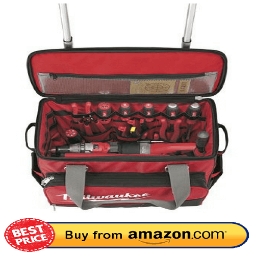 72581dbe0ab8 Best Rolling Tool Bag: Our Top 7 Picks of 2019 | Electrician Mentor