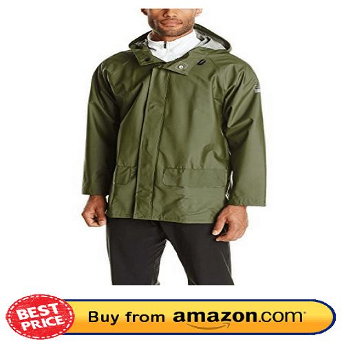 Helly Hansen Workwear Menu0027s Rain Jacket · Best ...