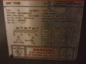 Reverse wire Transfrmer 480v delta to 120208 wye  Electrician Talk  Professional Electrical