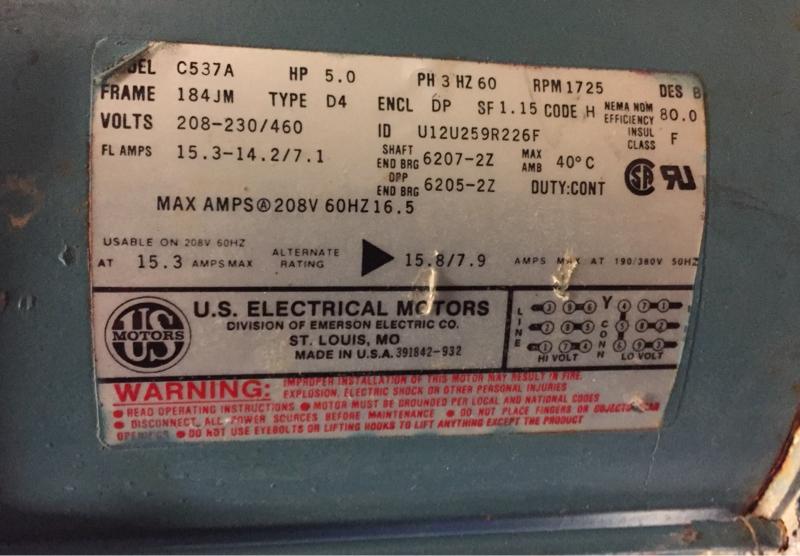Low Voltage Vs High Voltage Wiring A Motor - Low Voltage