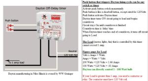Stop Timer Before Time Off  Electrician Talk