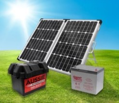 kit energie solaire