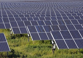 parc photovoltaique
