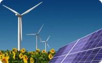 énergies renouvelables combinées