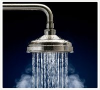 eau chaude