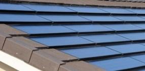 tuiles photovoltaïques