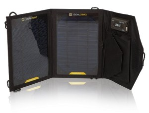chargeur solaire kit