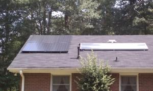 clim sur toit