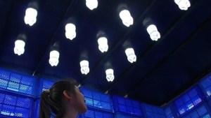 lumière au toit