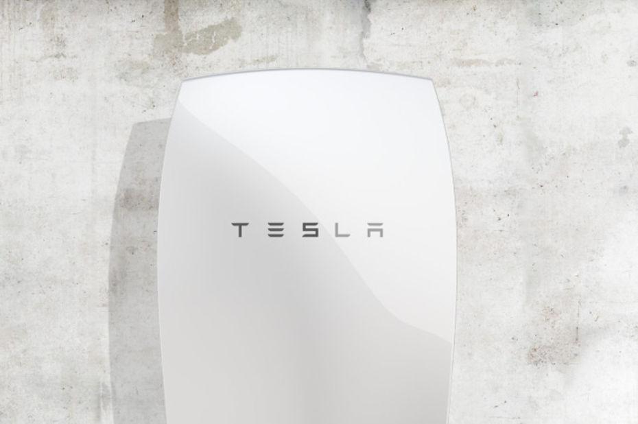 Tesla lance le stockage d'énergie électrique lithium-ion