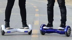 hoverboard pour deux