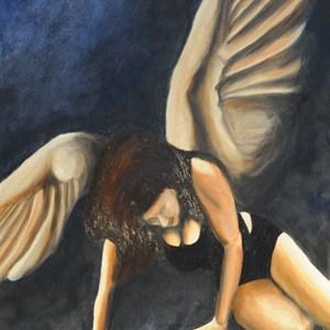 angel, fallen
