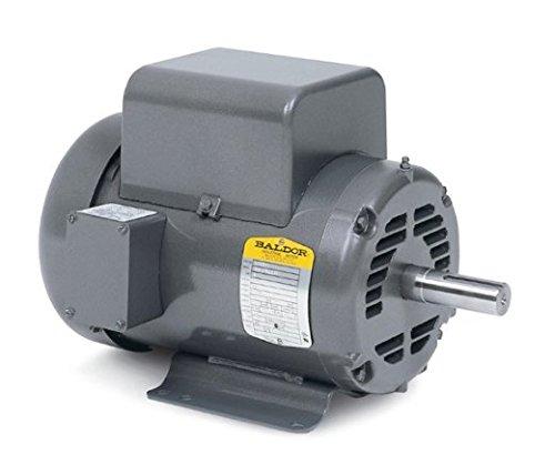 l1410t 5 hp rpm new baldor air compressor electric motor