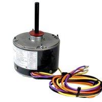 K55HXJKL-2918 - OEM Upgraded Emerson Condenser Fan Motor 1/5 HP 208-230 Volts 1075 RPM
