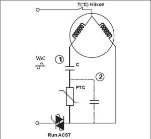 Single phase pressor for aircondition  Electrical