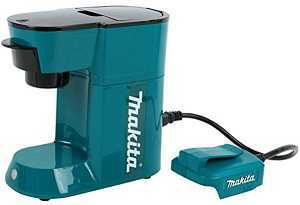 Makita 18V Lithium-Ion Cordless Coffee Maker