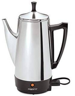 1a Presto 02811 12-Cup Stainless Steel Coffee Maker