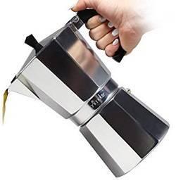 4A Primula PES-3306 Coffee Maker 6 Cups Aluminum