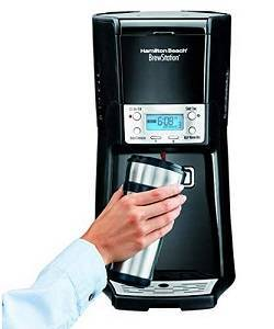 8a Hamilton Beach Brew Station Summit 12-Cup Dispensing Drip Coffeemaker (48463)