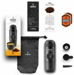 Wacaco Minipresso GR, Portable Espresso Machine
