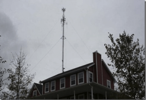 cell tower radiation case