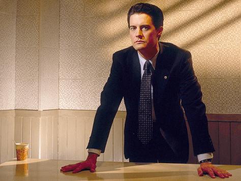 Agent Dale Cooper 1