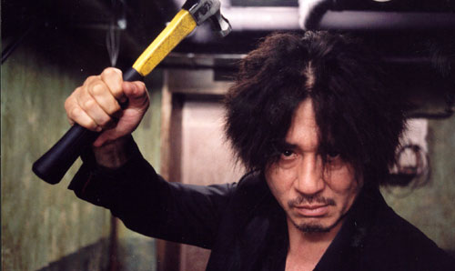 Still from Oldboy by Park Chan-wook