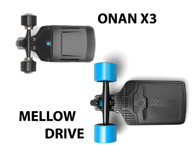 Onan X2 Review The Booster To Electrify Your Skateboard