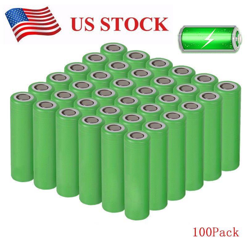 100pack Sony VTC6 18650 High Drain 3000mAh 3 7V Li-Ion Battery US Seller -  Electric Vehicle Parts Midwest