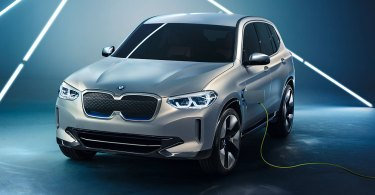 Das BMW Concept iX3. Foto: BMW