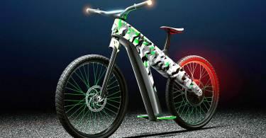 Das Zweirad Klement. Foto: Skoda