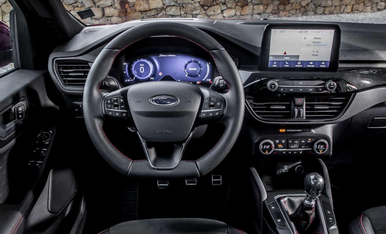 Ford Kuga PHEV: Mit gutem Gewissen durch die Stadt - Electrified