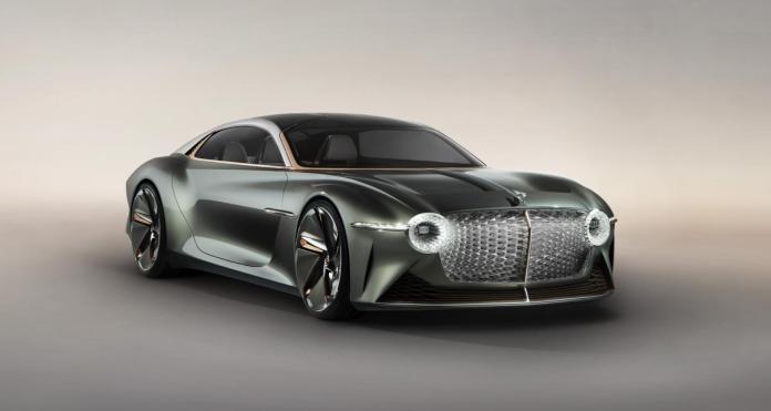 Bentley electrique