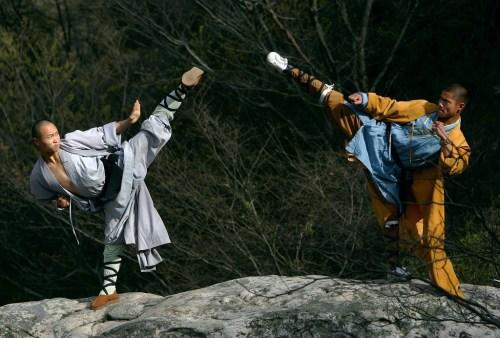 chi kung fu mi