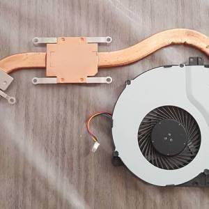 Ensemble radiateur+ventilateur ASUS R409L