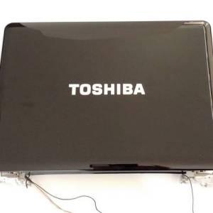 Ensemble écran et charnières TOSHIBA SATELLITE A300-262