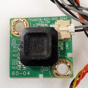 Module De Commande + IR Télé Philips 47PFH5209/88  Référence Module: 715G6316-K01-000-004I +Référence IR: 317GAIRM002HTG