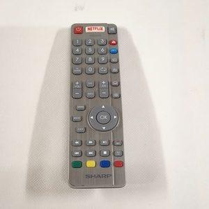Télécommande Télé Sharp LC-55CUF9462ES