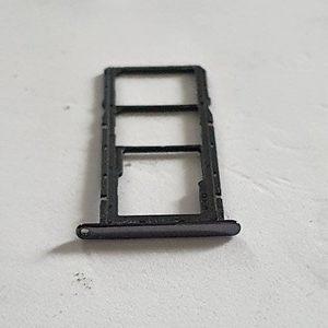 Tiroir Sim Et Carte Micro SD Téléphone Huawei Y6 2018 ATU-L21