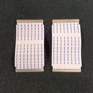 Ensemble Nappes De Connexion Carte T-Con Au LCD Télé Continental Edison CELED55KJBL7